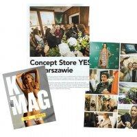 Otwarcie Concept Store YES w Warszawie