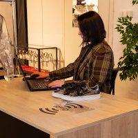 Aliganza z pierwszym showroomem w Europie wyposażonym w technologię RFID