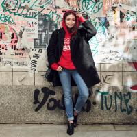 Projekt medialny Levi's  X Glamour (NIE)ZWYKŁA DZIEWCZYNA