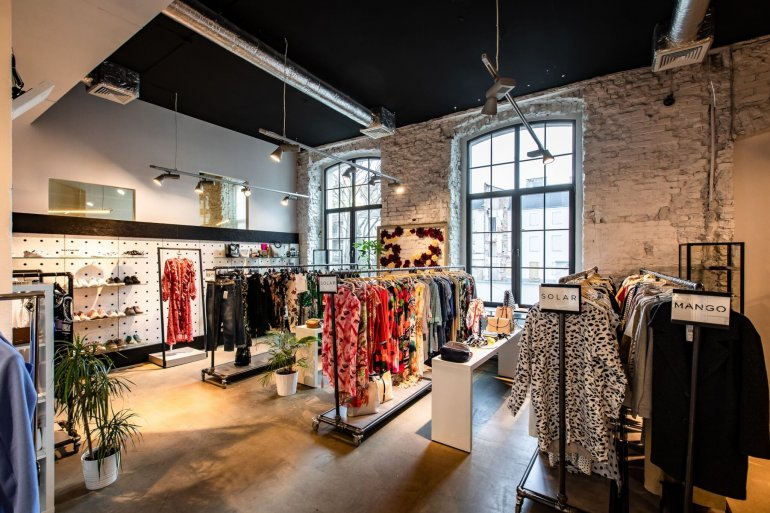 Aliganza with Europe's first RFID showroom