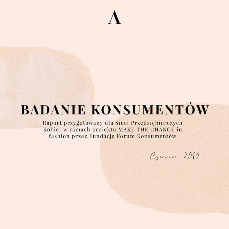WYNIKI BADANIA KONSUMENTÓW Czy Polacy znają pojęcia: slow fashion, odpowiedzialna moda, etyczna moda, leasing mody czy cyrkularna moda?