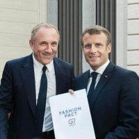 Pierwszy w historii Fashion Pact podpisany podczas szczytu G7