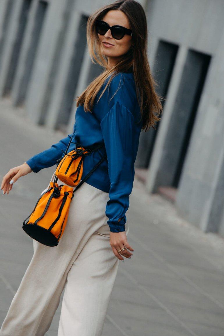 #strojesienahomeoffisie – wywiad z Karoliną Limbach, stylistką ELLE